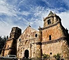 Miagao Church, a UNE