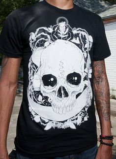 Time Death T Shirt