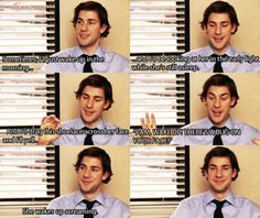 I think everyone should get to marry Jim.