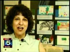 Art Therapy for Kids with Cancer play therapi, childhood cancer, art therapi, project idea, wttg, therapi video, kids