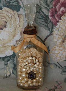 pretty bottle