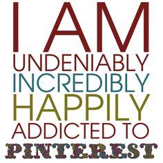 life, diy crafts, funni, art, pinterest addict, true, pinterest queen, favorit quot, thing