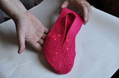 My Shoe Prototype