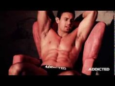 ADDICTED Pitstop Photoshoot on video www.VOCLA.com #underwear #video #models