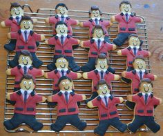 Love these for a Jersey Boys themed party!