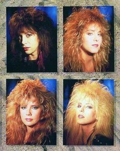 1980 fashion trends | 1980s Fashion  NOW THAT'S SOME AWESOME HAIR!!! LOVE IT!