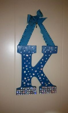 Another Kelsey craft she did for her cousin this Christmas! SO cute!
