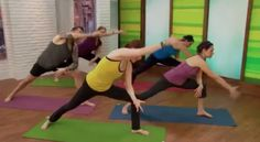 Sadie Nardini's Core Strength Vinyasa Yoga has a new show on cable TV, the Veria channel. Rock Your Yoga. Can't find it? Call your local cable company & ask to have it added to the lineup.    *like* Elephant Culture    ~shared by Mamaste