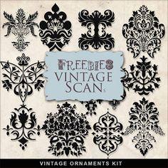 Freebie Vintage Images (for download)
