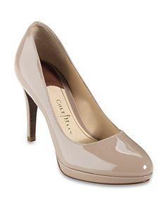 Cole Haan Platform Pumps - Chelsea High Heel | Bloomingdale's  LOWER PRICE POINT NUETRAL (DOES SAME AS JIMMY CHOO)