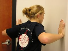 Physical Therapy DataBase: Thoracic Outlet Syndrome (TOS) home exercises