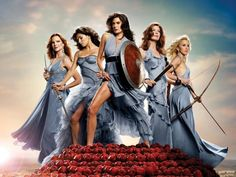 Desperate Housewives: My absolute favorite show ever!