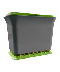 Full Circle Home Green Slate Fresh Air Kitchen Compost Collector by Full Circle $19.99