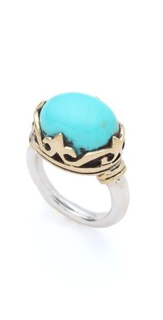 Monarch ring by PUSHMATAaHA.  Gorgeous!