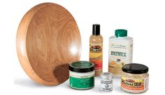 How to Get High-Gloss Woodturning Finish on Lathe with Friction Polish. Rockler.com