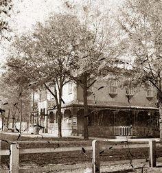 Savannah, Georgia. Meldrim house, General Sherman's headquarters
