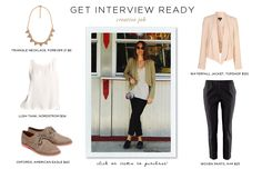 Get Interview Ready with @Independent Fashion Bloggers via The Everygirl