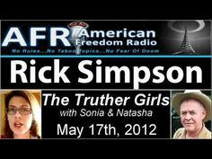#Hemp Oil, The Cure For Cancer -   Rick Simpson on The Truther Girls   [17-05-2012] | #health