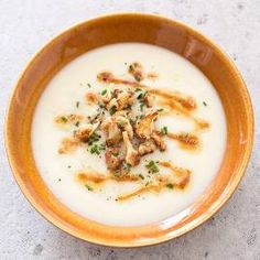 Creamy Cauliflower Soup (Cook's Illustrated)