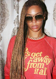 Beyonce May 2014