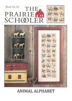 Book No.68_Animal Alphabet_1/4