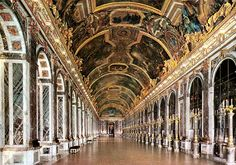 Versailles, The Hall of Mirrors
