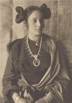 Hopi Woman.
