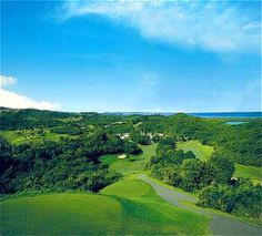 View  from our Arthur Hills designed golf course at El Conquistador Resort & Las Casitas Village.  Puerto Rico - ElConResort.com