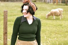 Ravelry: SquidneyKnits Welcome to the Womens Land Army