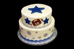 Another birthday Dallas Cowboys cake