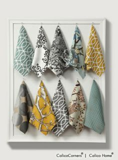 Dwell Studio for Robert Allen @ Home Fabric Collection