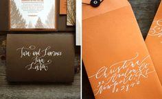 calligraphi sampl, script invit, calligraphy, paper, nanci hopkin, lettering styles, calligraphi inspir, design, white ink