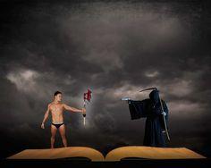 Hero vs Death!