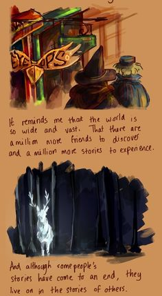 "What It's Like Being A Part Of The ""Harry Potter"" Generation: An Illustrated Take"