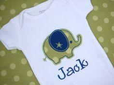 Baby Boy Clothes - Baby Boy Shirt - Baby Boy Gift - Baby Boy Elephant Bodysuit on Etsy, $17.95
