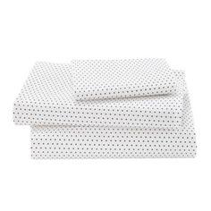 Twin Swiss Dot Sheet Set