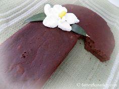 Celebrating Saint Joseph :: Gluten-Free Brownie Staff with Coconut Ice Cream