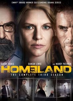 HOMELAND SEASON 3.
