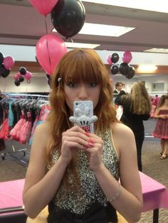 Have You Ever Seen Bella Thorne's Cell Phone?