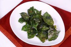 the chew | Recipe  | Dolvett Quince's Spinach Chips