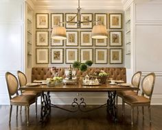 small dining room ideas | 20 Dining Area Decorating Ideas | Shelterness