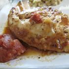 Chicken Breasts Pierre Recipe--double the sauce