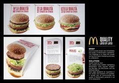 McDonald's: Quality Matters