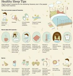 Sleep Tips OurWellnessRevolution.com