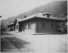 west virginiaappalachian, train station, mcdowel counti