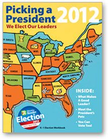 Get your students ready for Election 2012    This teaching opportunity only comes once every four years, so capitalize on election fever with Weekly Reader Election Skills Books. Each title features a wide variety of activities and articles that connect the election to your curriculum.        Age-appropriate nonfiction on important election concepts      Reading comprehension questions      Critical thinking discussion prompts        Engaging election games and activities      Maps, graphs, and