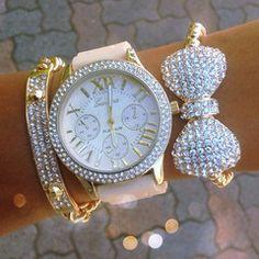 Spark Stack bling, bedazzl, fashion, ladyy, accessori, acessori, jewleri, estilo, jewelri