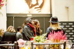 Suárez presenta a Imante en un exclusivo desayuno con estilistas y prensa de moda en La Casa Encendida (Madrid)