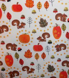 Pumpkin Squirrels