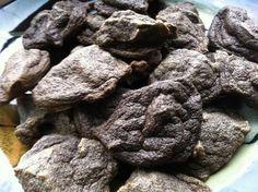 South Beach Diet Friendly Chocolate Meringue Cookies